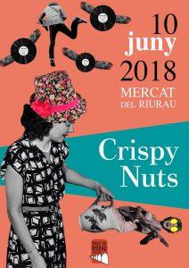 Crispy Nuts go 60s & 70s! @ Jesus Pobre Riurau Farmers Market | Comunidad Valenciana | Spain