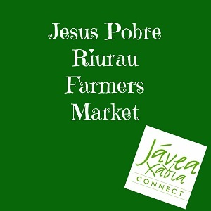 Jesus Pobre Riurau Farmers Market @ Jesus Pobre Riurau Farmers Market | Comunidad Valenciana | Spain