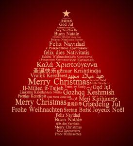 Feliz Navidad - Merry Christmas @ All Over The World!!