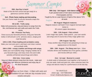 Summer Camps at Studio 23 @ Studio 23 | Jávea | Comunidad Valenciana | Spain