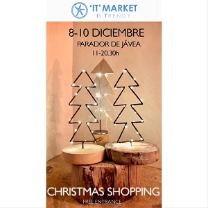 IT Christmas Market at the Parador @ Parador Javea | Xàbia | Spain