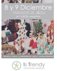 I.T. Trendy Christmas Market at the Parador @ Parador Javea | Xàbia | Spain