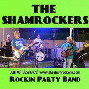 Shamrockers  at Floridita, Moraira @ Floridita Cocktail Bar | Moraira | Comunidad Valenciana | Spain