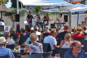 Mr Pink at Saxo Gardens, Moraira @ Saxo Disco Garden Chill Out | Moraira | Comunidad Valenciana | Spain