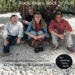 Working Party Blues Band at Floridita @ Floridita Cocktail Bar | Moraira | Comunidad Valenciana | Spain
