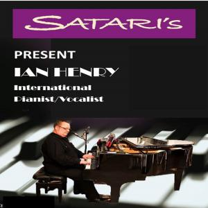 Ian Henry at Satari's Restaurant @ Satari's Restaurant | Teulada | Comunidad Valenciana | Spain