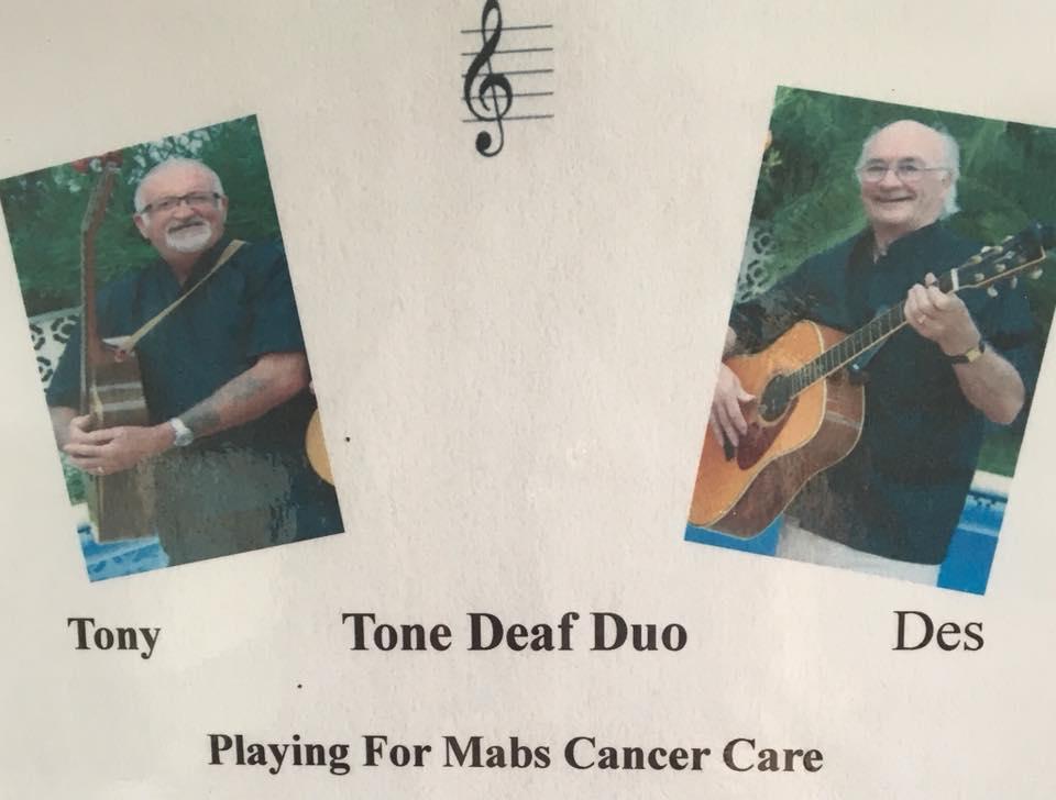 tone deaf - Javea Connect