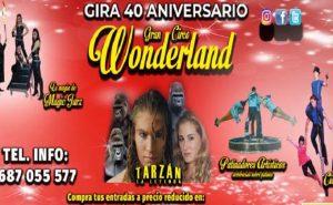 Circus Wonderland in Javea @ Xàbia | Comunidad Valenciana | Spain
