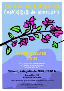 Sunset Concert in l'Albarda Gardens @ L'Albarda Gardens | Muntanya de la Sella | Comunidad Valenciana | Spain
