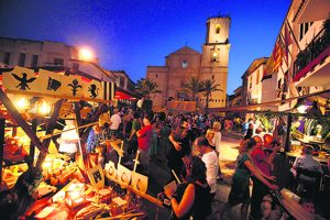 Medieval Market in La Nucia ( 3 day event) @ See Programme | Valencian Community | Spain