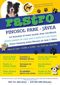 Pinosol Park Apasa-Monthly Rastro Market @ Pinosol Park | Xàbia | Comunidad Valenciana | Spain