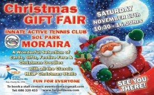 Christmas Fair for HELP of DAMA @ Solpark | Teulada | Comunidad Valenciana | Spain