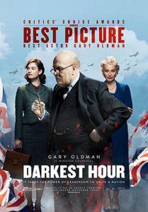 Cine Jayan In English Tonight...Darkest Hour @ Cine Jayan | Jávea | Comunidad Valenciana | Spain