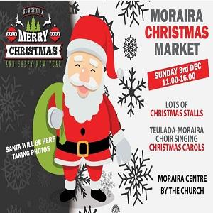 Moraira Christmas Market @ Moraira Church | Moraira | Comunidad Valenciana | Spain