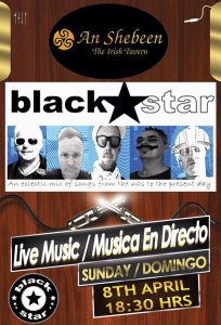 Black Star at An Shebeen @ An Shebeen | Xàbia | Comunidad Valenciana | Spain