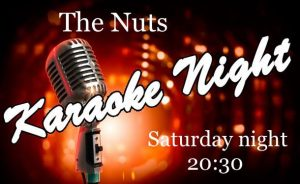 Going Nuts with Karaoke @ The Nuts | Jávea | Comunidad Valenciana | Spain