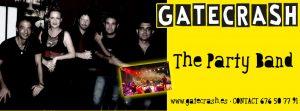 Gatecrash at Saxo Gardens, Moraira @ Saxo Disco Garden Chill Out | Moraira | Comunidad Valenciana | Spain