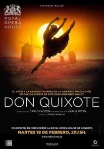 Don Quixote Live Screening from Covent Garden @ Condado | Dénia | Comunidad Valenciana | Spain