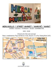 Pego Street Market