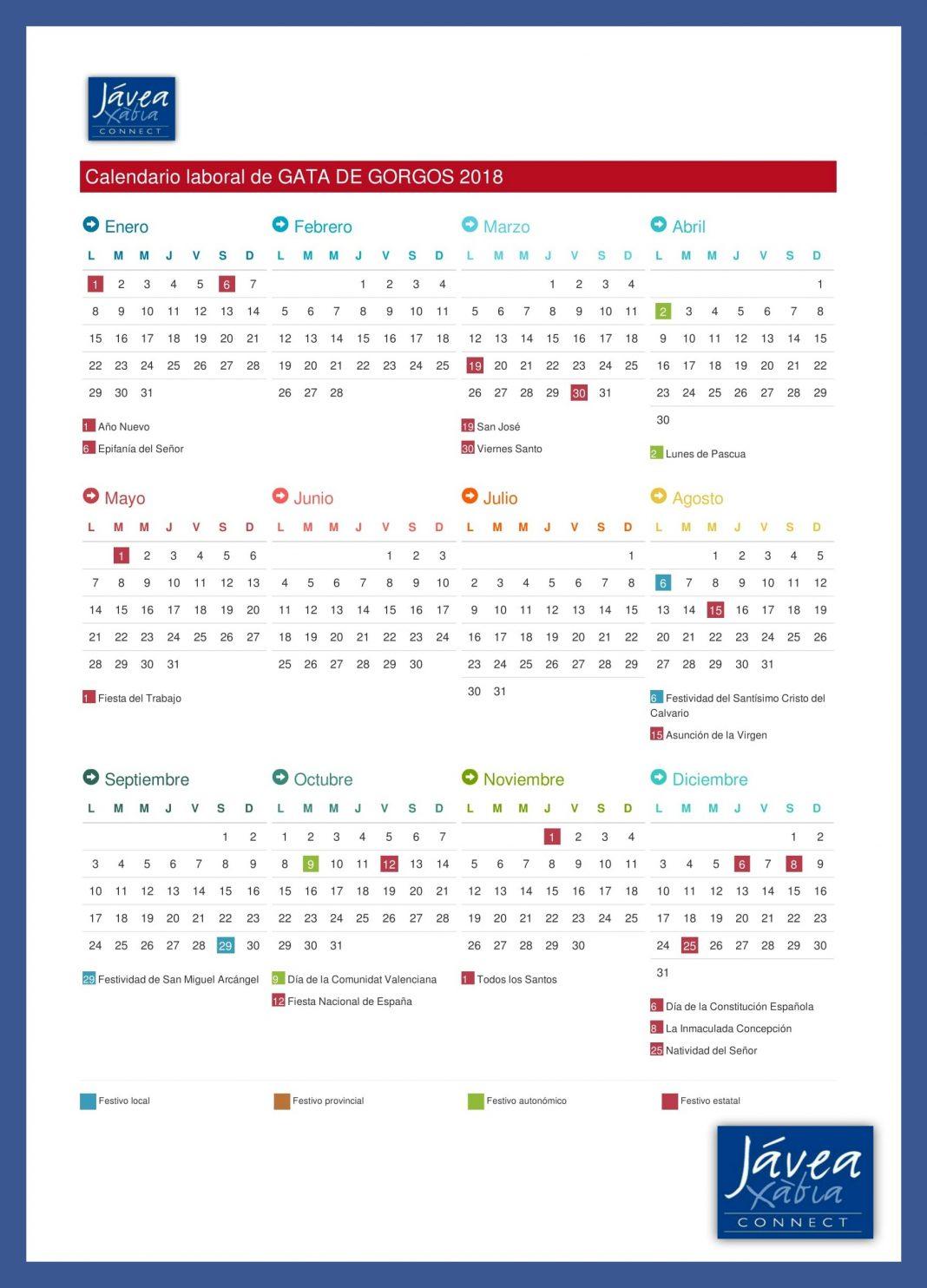 Calendario Laboral Javea 2020.2 0 104 31 89 204 Nonsgml Kigkonsult Se Icalcreator 2 26 9