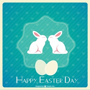 Easter Sunday ( and April Fools Day!)