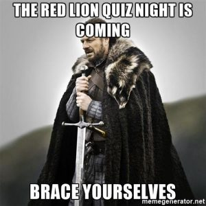 Fun Quiz at The Red Lion @ The Red LIon | Moraira | Comunidad Valenciana | Spain