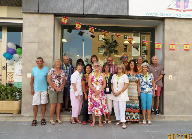The Original Charity Shop and Library – JAVEA