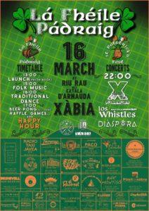 Javea's Riu Rau St Patrick's Celebration Day @ Xàbia | Comunidad Valenciana | Spain
