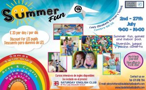 Fun Summer Camp at Lady Elizabeth School @ Lady Elizabeth Primary School | El Poble Nou de Benitatxell | Comunidad Valenciana | Spain