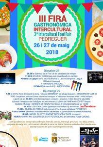 Intercultural-Gastro-Musical Fair in Pedreguer @ Pedreguer | Pedreguer | Comunidad Valenciana | Spain
