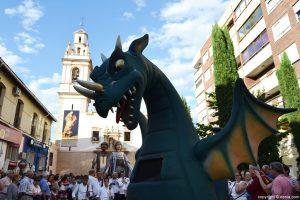 Corpus Christi Parade, Denia @ Iglesia de San Antonio | Denia | Comunidad Valenciana | Spain
