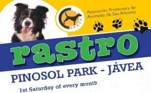 Pinosol Park APASA Rastro @ Pinosol Park | Xàbia | Comunidad Valenciana | Spain