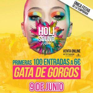 Holi Sound Festival in Gata @ Gata de Gorgos | Valencian Community | Spain