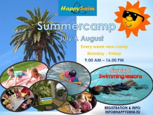 Happy Swim Summer Camp @ Jávea | Comunidad Valenciana | Spain