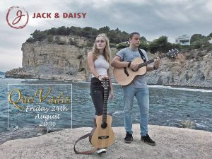 Jack and Daisy at Novas @ Novas | Costa Nova | Comunidad Valenciana | Spain