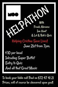 "The Moo ""Helpathon""....Help Save Some Lives! @ Moo Bar and Restaurant | Xàbia | Spain"