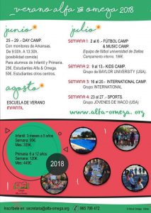 Summer Camps in Denia @ Dénia | Comunidad Valenciana | Spain