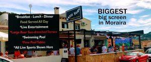 Shamrockers at The Hill Top Gastro Bar @ Hilltop Gastro | Teulada | Comunidad Valenciana | Spain