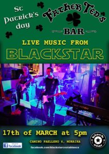 Black Star at Father Ted's @ Father Ted's Bar | Teulada | Comunidad Valenciana | Spain