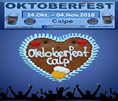 Octoberfest Calpe @ Calp | Comunidad Valenciana | Spain