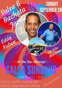 Salsa at SeeMontgo @ Seemontgo Rte.   Jávea   Comunidad Valenciana   Spain