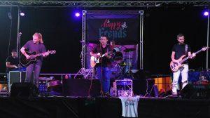 Rock Night in The Port with Happy Freuds @ Javea Port | Jávea | Comunidad Valenciana | Spain