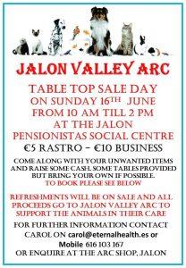 Jalon Valley ARC Table Top Fair @ Pensionistas Hall | Jalón | Valencian Community | Spain