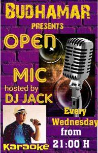 Karaoke at Budhamar with DJ Jack @ Budhamara | Moraira | Comunidad Valenciana | Spain