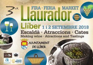 Llaurador Lliber 2 Day Fiesta. Full Programme @ Llíber | Comunitat Valenciana | Spain