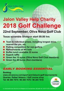 2018 Golf Challenge in Oliva @ Oliva Nova Golf Course | Oliva | Comunidad Valenciana | Spain
