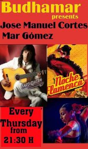 Flamenco Night at Budhamar @ Budhamara | Moraira | Comunidad Valenciana | Spain