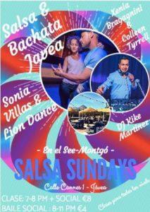 Salsa at SeeMontgo @ Seemontgo Rte. | Jávea | Comunidad Valenciana | Spain