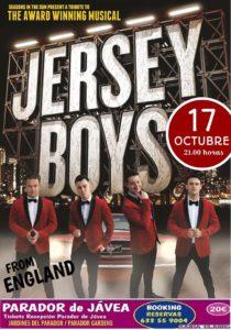 Jersey Boys at the Parador @ Parador Javea | Xàbia | Spain