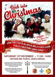 Rock into Christmas at Mr Punch, Javea @ Mr Punch, Javea Park.  | Platja de l'Arenal | Comunidad Valenciana | Spain